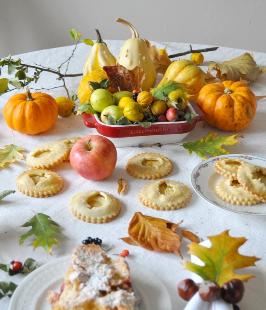 a jesen 2fot. z preddu koláč.