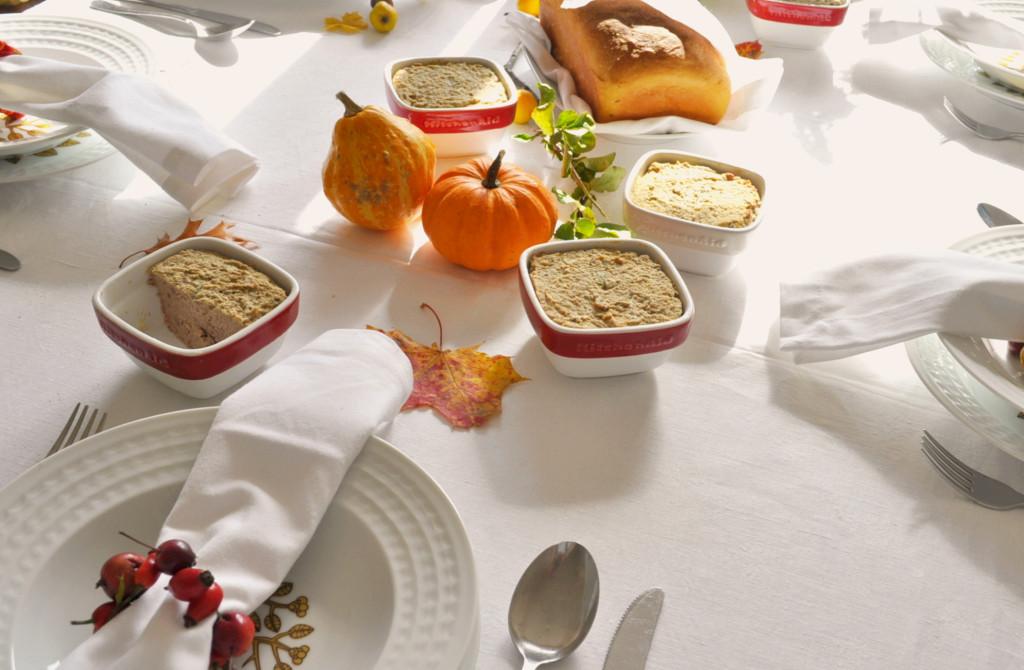 a jesen stol pred jedlom