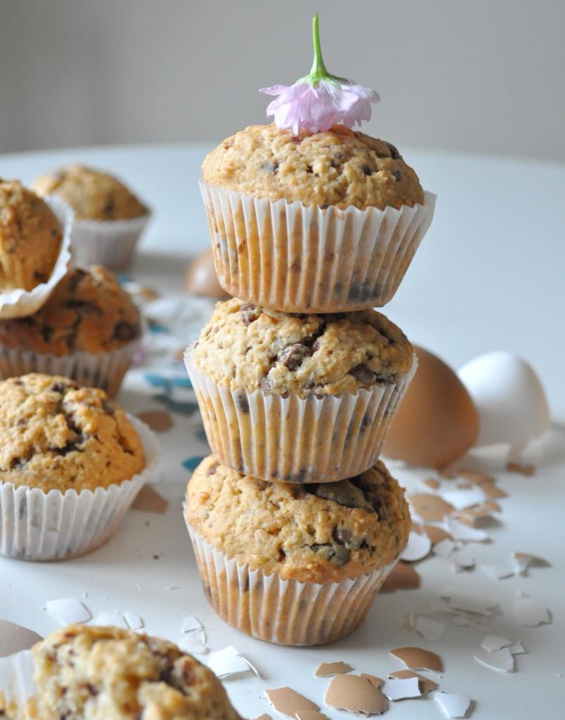 a muffiny tri na sebe