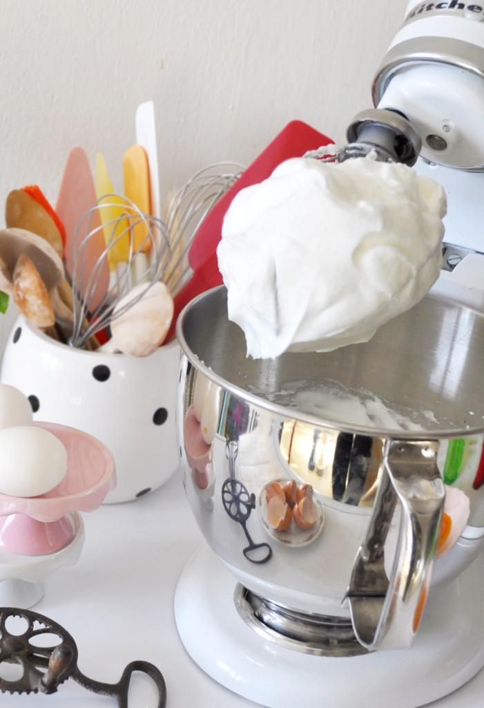 a torta mixer