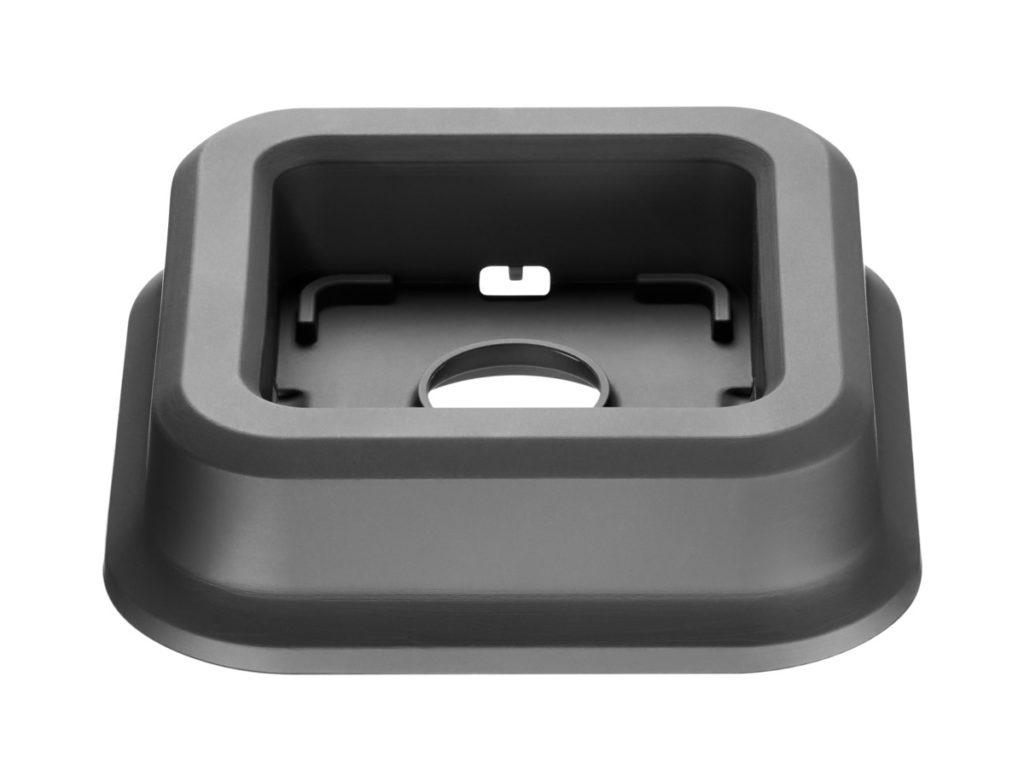 Silikonová podložka, která izoluje spodek nádoby