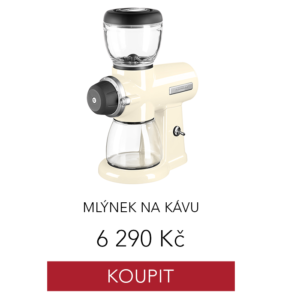 mlýnek na kávu kitchenaid