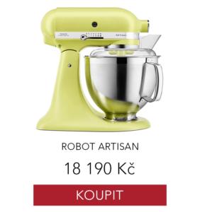 Kuchyňský robot KitchenAid